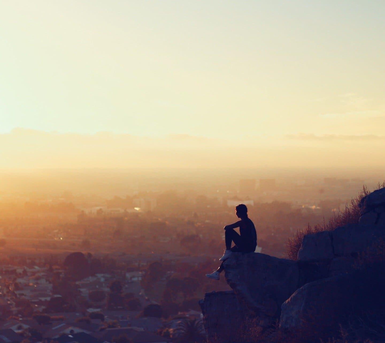 Блажени са онези, които не се страхуват от самотата…
